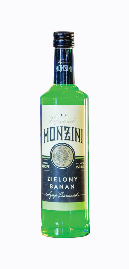The Professional Monzini Green Banana