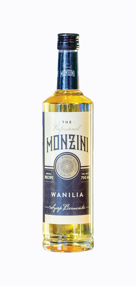 The Professional Monzini Vanilla