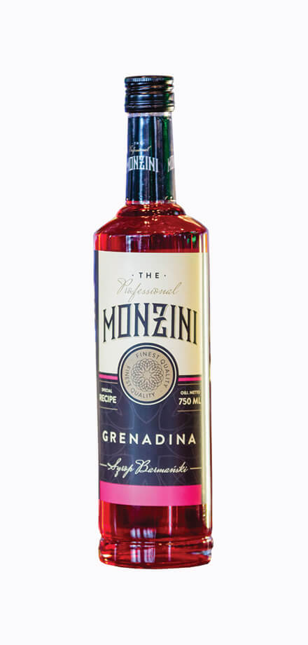 The Professional Monzini Grenadine