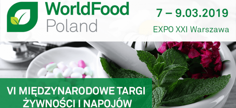 Byliśmy na targach World Food Poland 2019