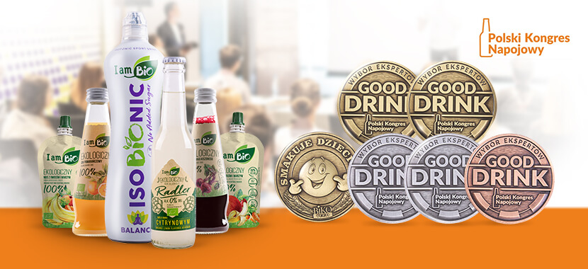 Six awards for Excellence S.A. at the Polish Beverage Congress!